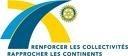 """Logo 2010 - """"Renforcer les collectivités – Rapprocher les continents"""""""