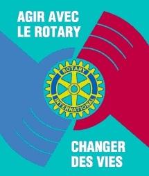 "Logo 2013 - ""Changer des vies"""