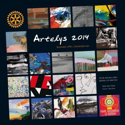 8ème Biennale d'Art Contemporain - ARTELYS 2014
